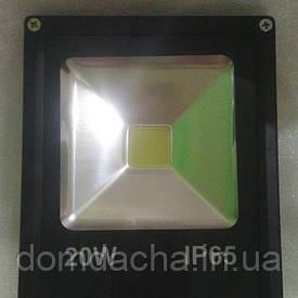 Прожектор світлодіодний ПРОЖЕКТОР LED WORKS FL20