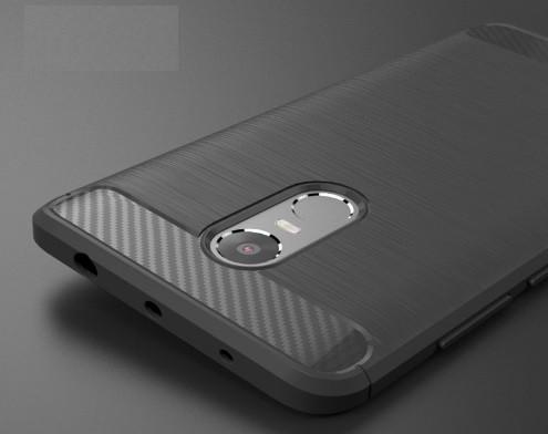 Защитный чехол-накладка TPU Slim  Xiaomi Redmi Note4X (Snapdragon)