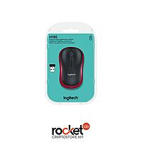 Мышка Logitech M185 Red (910-002237)