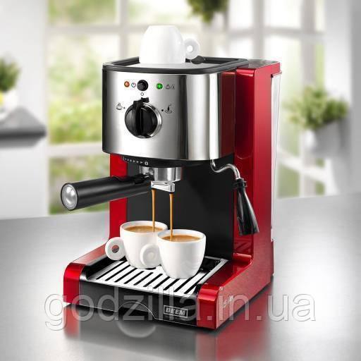 Кофеварка BEEM Espresso Perfect Crema Plus