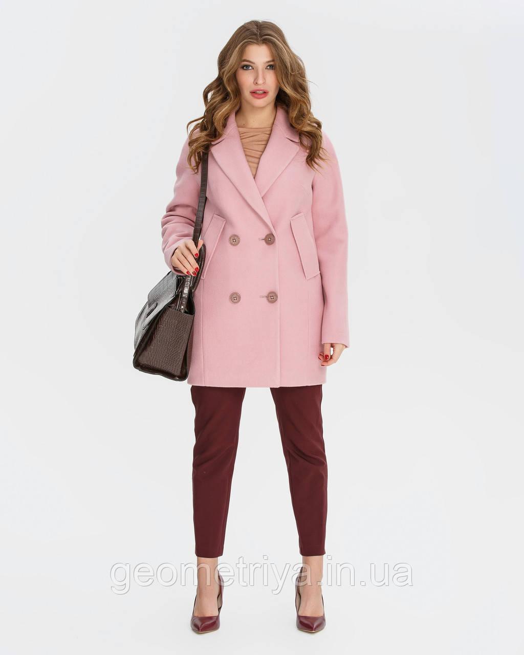 a9265f8ccc2 Женское весеннее пальто розового цвета  продажа