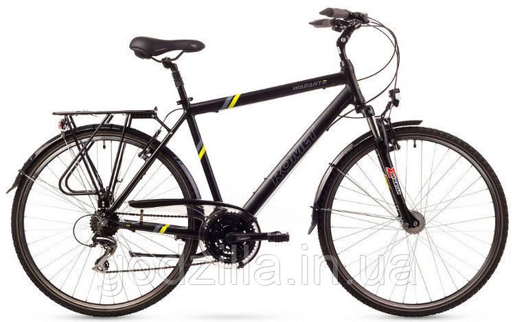 """Велосипед ROMET WAGANT 2, рама 19"""", 21"""""""