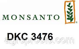Семена кукурузы Монсанто ДКС 3476 (Dekalb) ФАО 260