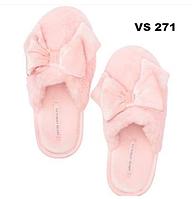 Домашние тапки Victoria Secret. Оригинал! VS 271