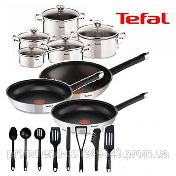 Набор посуды TEFAL DUETTO 24/28 WOK