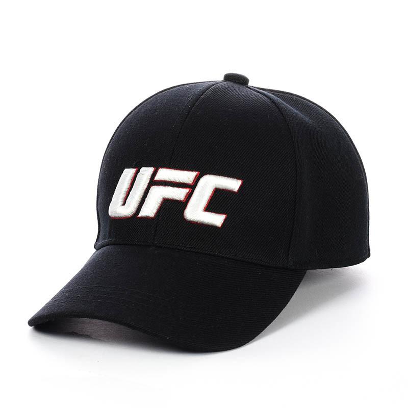 """Спортивная кепка бейсболка с логотипом """"UFC"""""""