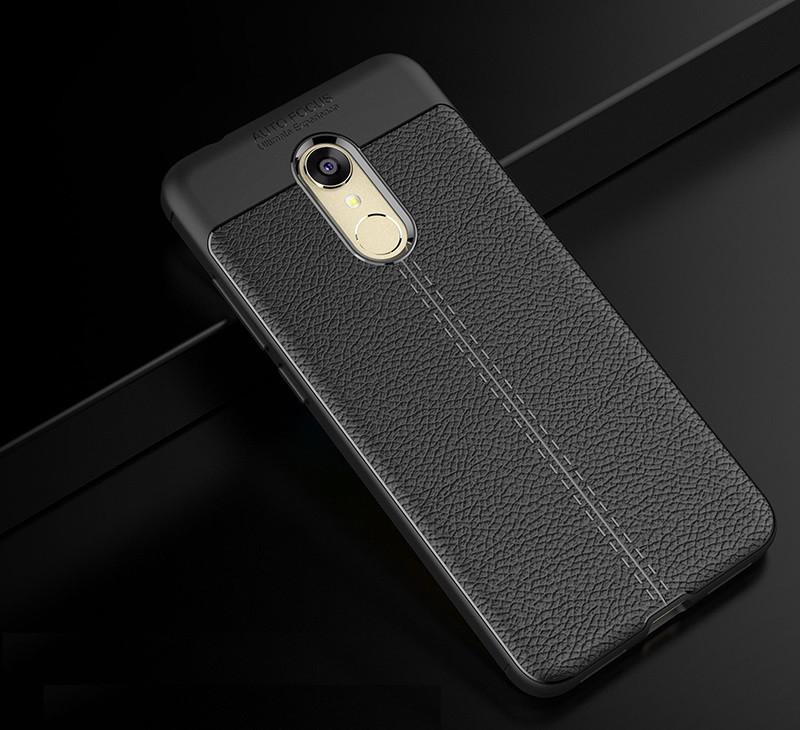 Защитный чехол-накладка Xiaomi Redmi 5 Plus