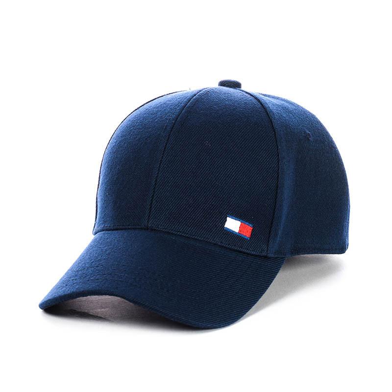Кепка- Бейсболка на с вышивкой  Tommy Hilfiger