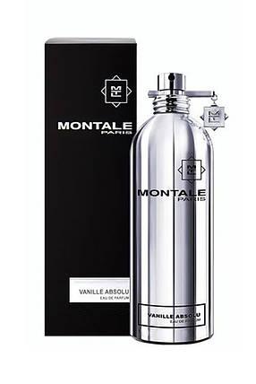 Женская парфюмированная вода Montale Vanille Absolu edp 100ml реплика, фото 2
