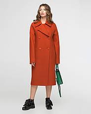 Пальто женское демисезонное  1311, 44-54, фото 3