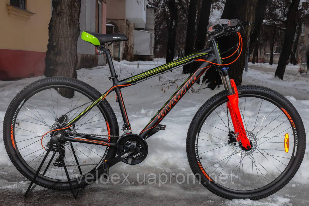 """Горный велосипед AvantiSkyline 27,5"""" 2019 (гидравлика) цвета"""