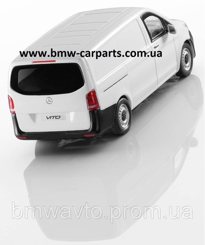 Модель автомобиля Mercedes Vito, Panel Van, Scale 1:43, фото 2