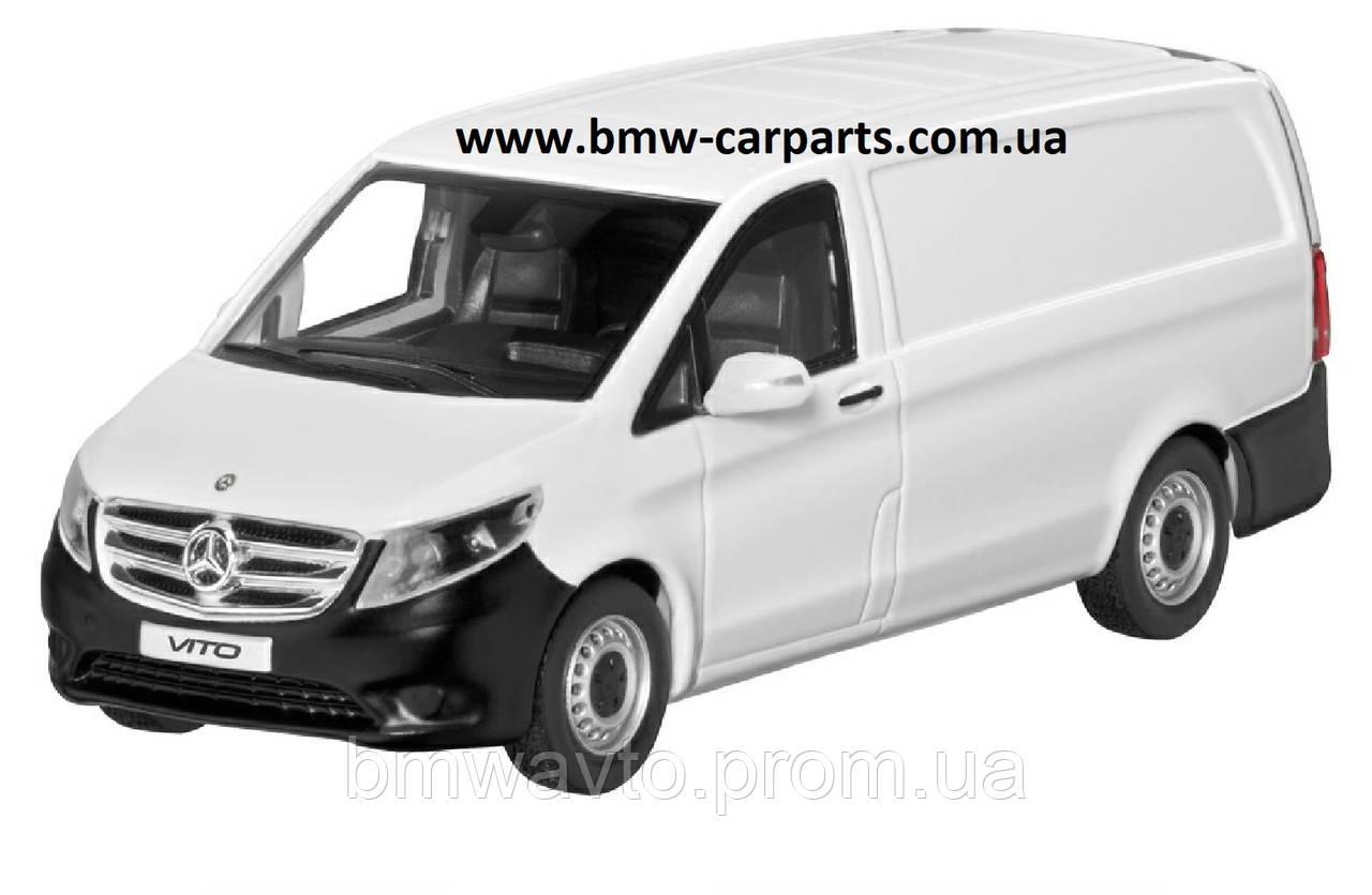 Модель автомобиля Mercedes Vito, Panel Van, Scale 1:43