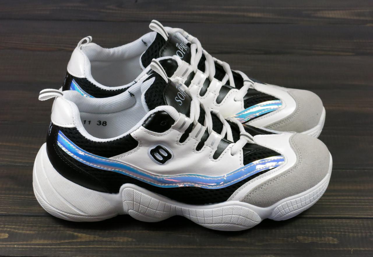 Жіночі кросівки Sopra 93-11 BLACK 36 23 см