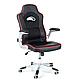 Вращающейся офисный стул кожаный, фото 2