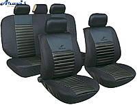 Чехлы на сиденья MILEX Tango AG-24016/1 2пер+2задн+5подг+опл/черные