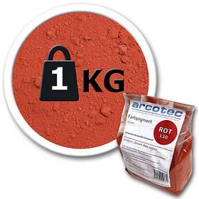Пигмент для бетона Arcotec красный 1 кг
