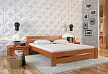 Кровать Arbordrev Симфония (120*200) бук, фото 3