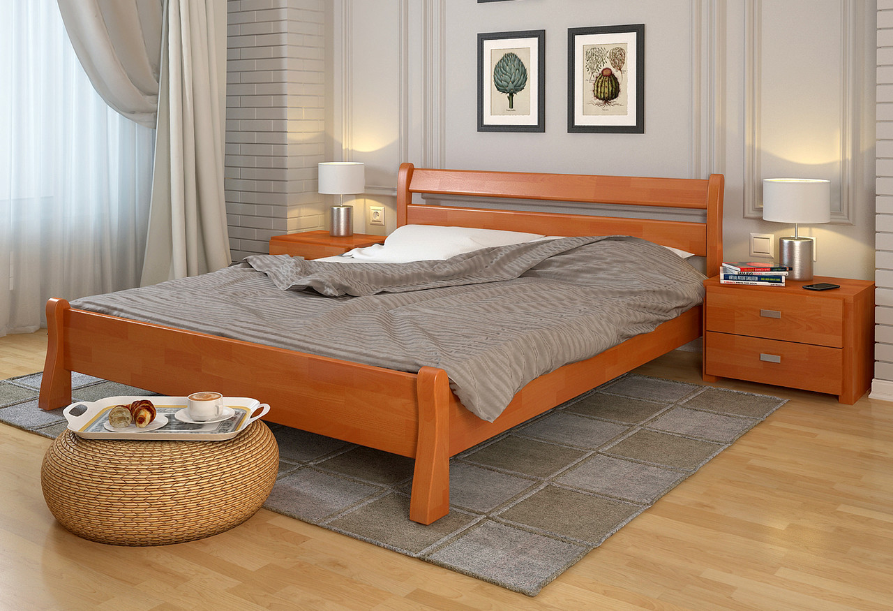 Кровать Arbordrev Венеция (140*190) сосна