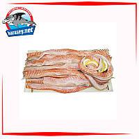 Брюшки лосося с/с 500г. Вакуум