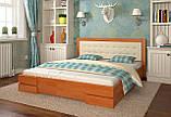 Кровать Arbordrev Регина (140*200) сосна, фото 3