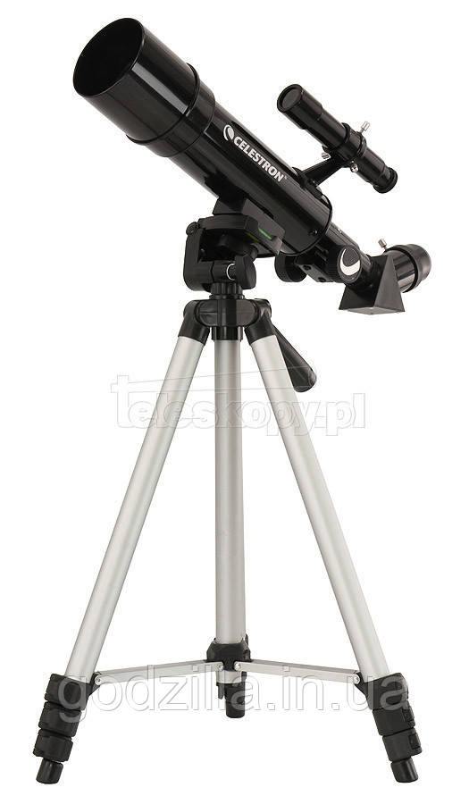 Телескоп Celestron Travel 50 + карты