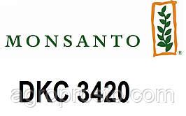Семена кукурузы Монсанто ДКС 3420 (Dekalb) ФАО 280