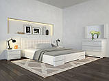 Кровать Arbordrev Регина Люкс без ПМ (120*200) бук, фото 2