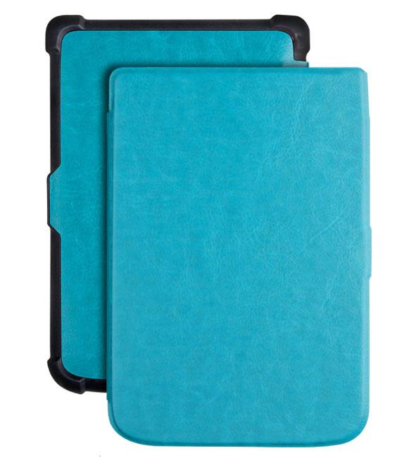 Обкладинка для електронної книги PocketBook 606 / 616 / 627 / 628 / 632 / 633 Slim - Sky Blue