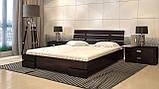 Кровать Arbordrev Дали Люкс без ПМ (160*200) бук, фото 3