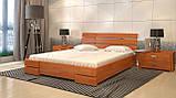 Кровать Arbordrev Дали Люкс без ПМ (160*200) бук, фото 5