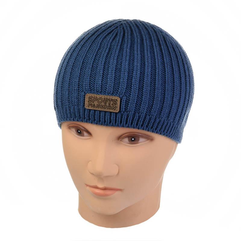 "Вязанная шапка  ""Sport fashion"""