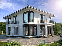 Ремонт коттеджей под ключ в Одессе