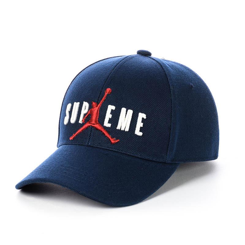 """Кепка- Бейсболка  """"Supreme"""" синий, фото 1"""
