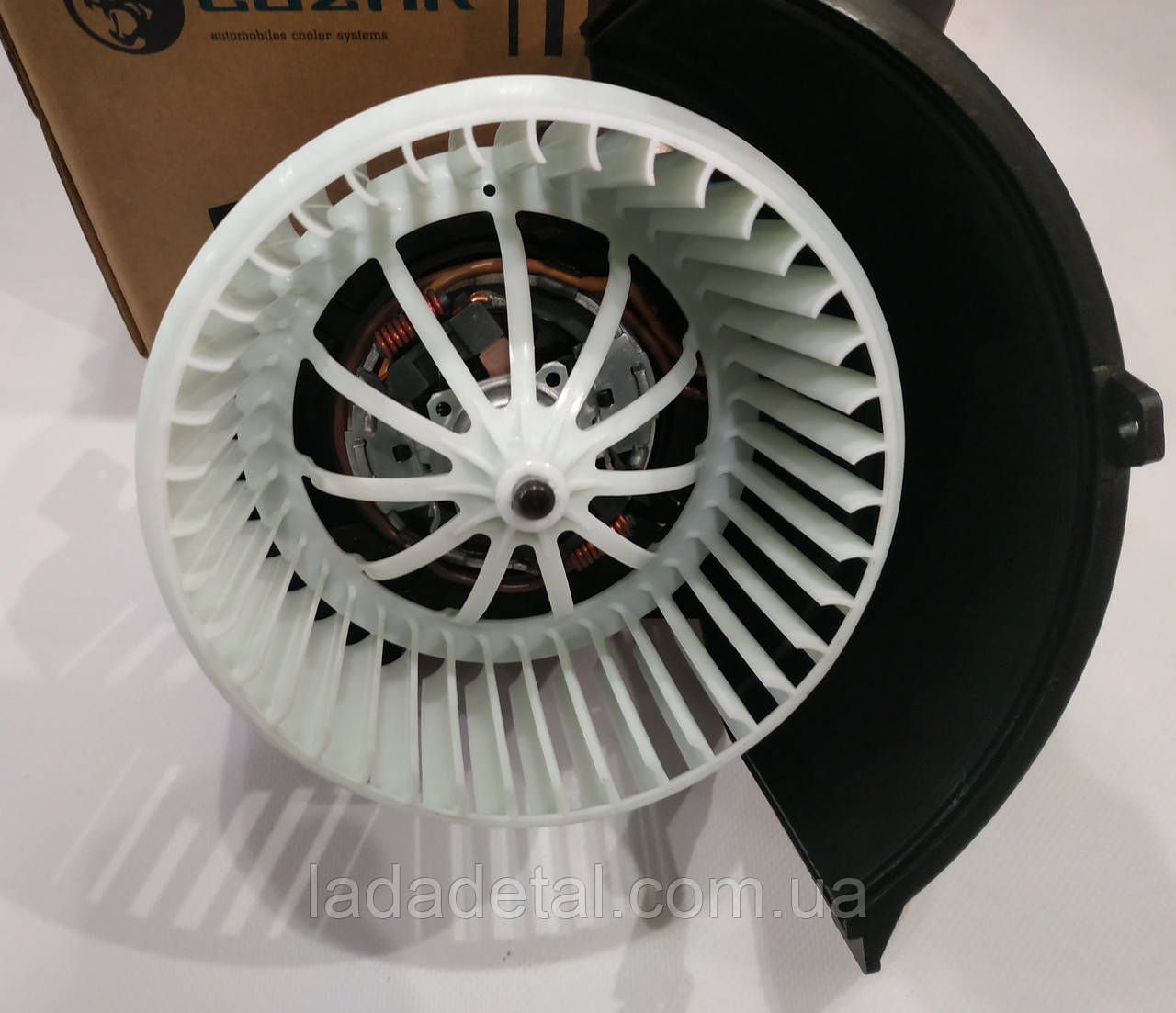 Мотор печки Фольцваген Туарег/ Volkswagen Touareg 7L0820021Q