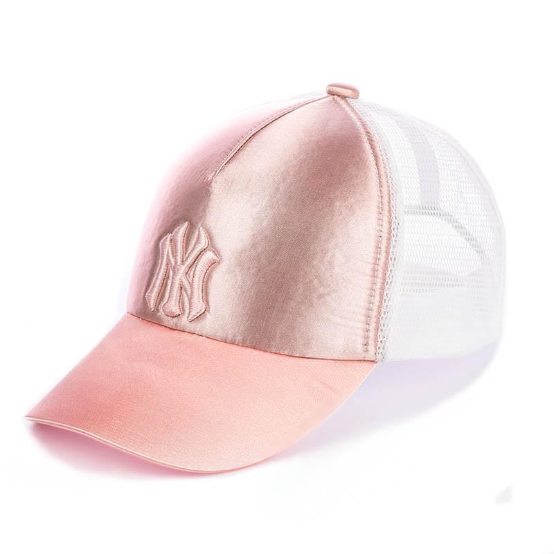 Женская кепка бейсболка с сеткой New York