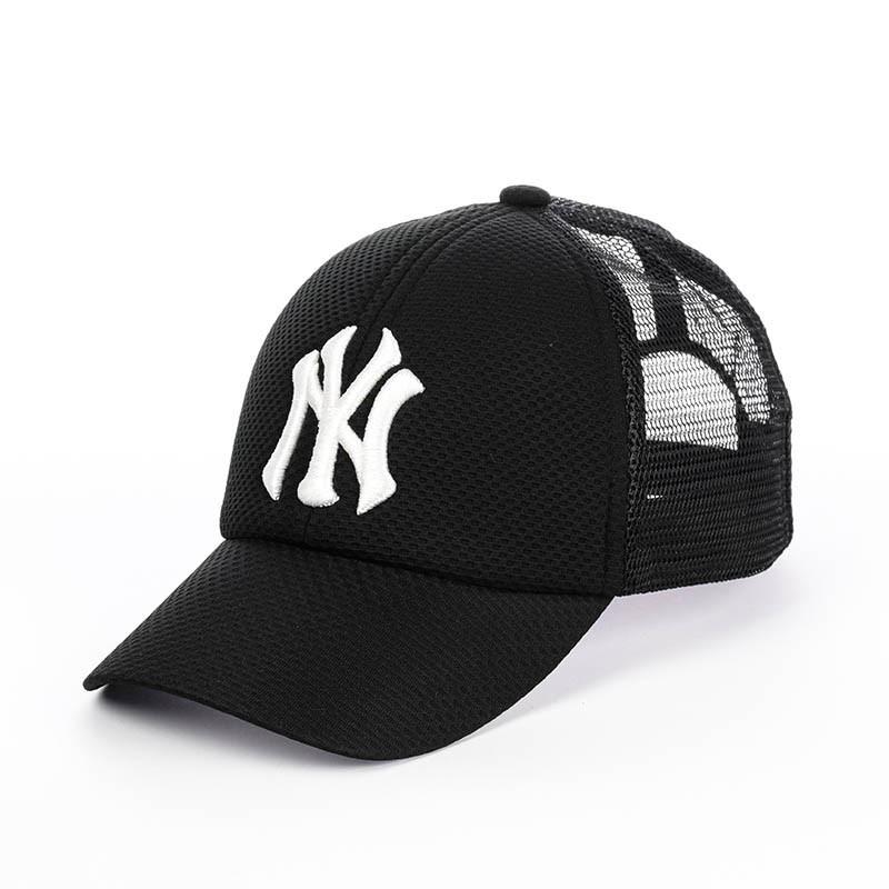 "Кепка- бейсболка  ""New York""  с сеткой"