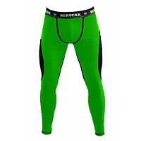 Штаны компрессионные Berserk hyper neon green, фото 1