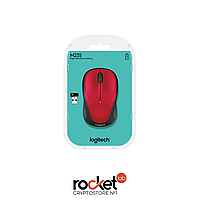 Мышка Logitech M235 Red (910-002496), фото 1
