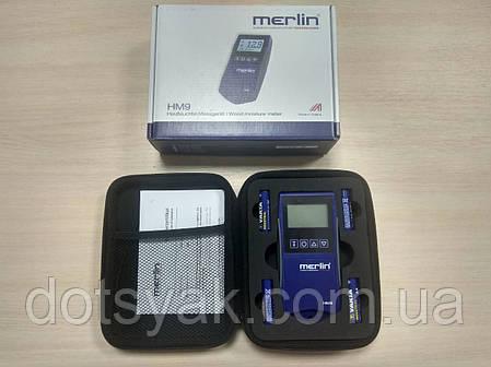 Влагомер Merlin НМ9 WS-5, фото 2