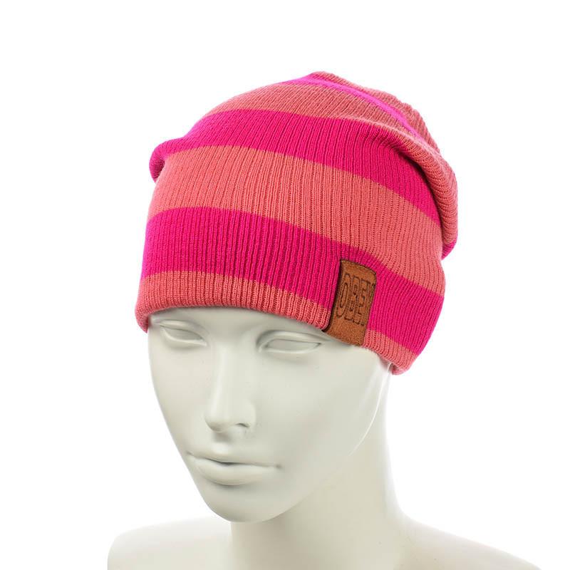 Двухсторонняя шапка-чулок