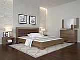 Кровать Arbordrev Монако (160*200) бук, фото 6