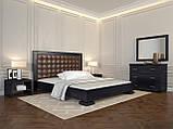 Кровать Arbordrev Подиум квадраты (160*190) сосна, фото 2