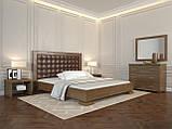 Кровать Arbordrev Подиум квадраты (160*190) сосна, фото 3