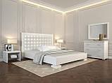 Кровать Arbordrev Подиум квадраты (160*190) сосна, фото 4