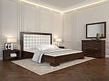 Кровать Arbordrev Подиум квадраты (180*200) бук, фото 5