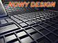 Резиновые коврики HONDA CIVIC HB 2012-  с лого, фото 5