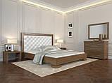 Кровать Arbordrev Подиум ромбы (180*190) бук, фото 4