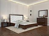 Кровать Arbordrev Подиум ромбы (180*190) бук, фото 5