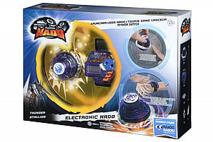 Волчок Auldey Infinity Nado Электроник ThunderStallion & Controller Set YW624404